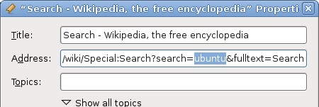 Epiphany search box 2