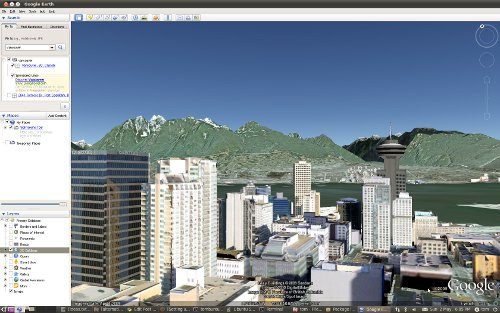 Google Earth on Ubuntu 10.04